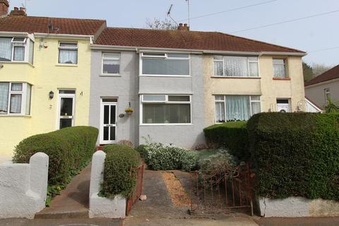 3 bedroom terraced house for sale - Sherwell Valley Road, Torquay