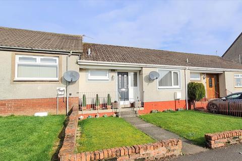 1 bedroom terraced bungalow for sale - 72 Broom Crescent, Ochiltree, CUMNOCK, KA18 2PJ