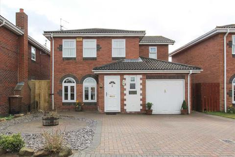 4 bedroom detached house for sale - Woburn Close, Cramlington
