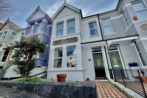3 bedroom terraced house to rent - Edgcumbe Park Road, Plymouth