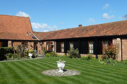 2 bedroom barn conversion to rent - The Street, Metfield, Harleston, Norfolk