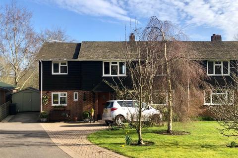 3 bedroom semi-detached house for sale - Hawkers Paddock, Knapp Lane, Ampfield, Romsey, SO51