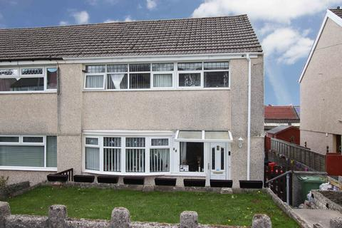 3 bedroom semi-detached house for sale - Moorland Crescent, Beddau, CF38 2DW