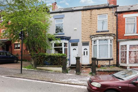 3 bedroom end of terrace house for sale - Myrtle Road, Heeley