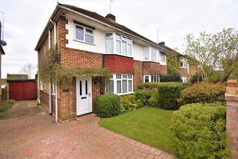 3 bedroom semi-detached house for sale - Highfield Gardens, Aldershot