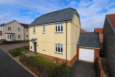 3 bedroom detached house for sale - Post Coach Way, Cranbrook