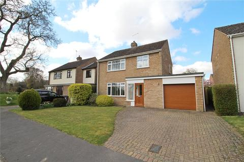 3 bedroom detached house for sale - Canon Drive, Barnack, Stamford, PE9