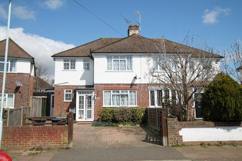 3 bedroom semi-detached house for sale - Broomfield Avenue, Worthing, BN14 7SE