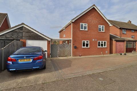 4 bedroom detached house for sale - Millway Avenue, Roydon, Diss