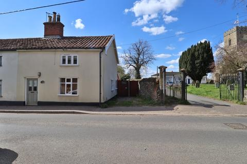 2 bedroom cottage for sale - The Street, Dickleburgh, Diss