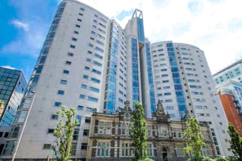 2 bedroom apartment to rent - Flat 85, Altolusso, Bute Terrace, Cardiff, CF10 2FF
