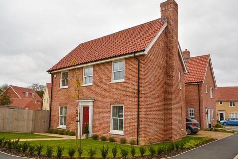 4 bedroom link detached house for sale - Smedley Close, North Walsham