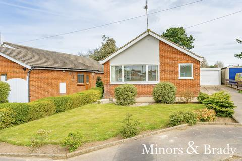 3 bedroom detached bungalow for sale - Brooke Avenue, Caister-on-sea