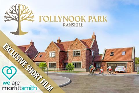 6 bedroom detached house for sale - Follynook Park, Ranskill, DN22 8NQ -Stunning New Build Homes