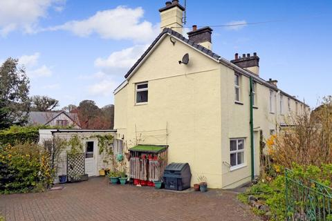 2 bedroom end of terrace house for sale - Tregarth