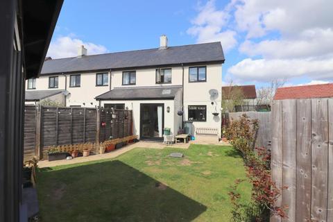 3 bedroom end of terrace house for sale - Chestnut Avenue, Silsoe, Bedfordshire, MK45 4GP