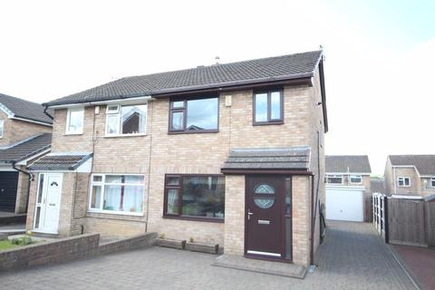 3 bedroom semi-detached house for sale - ELMSFIELD AVENUE, Norden, Rochdale OL11 5XN