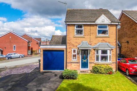 3 bedroom detached house for sale - Hill Village Road, Werrington, Stoke-On-Trent