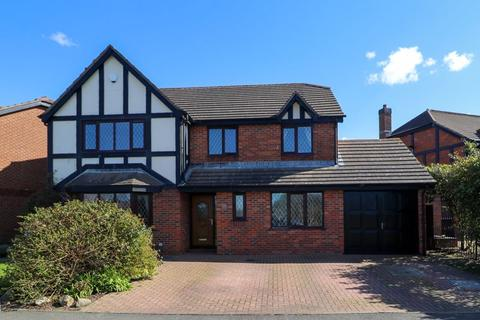 5 bedroom detached house for sale - Heron Way, Blackpool