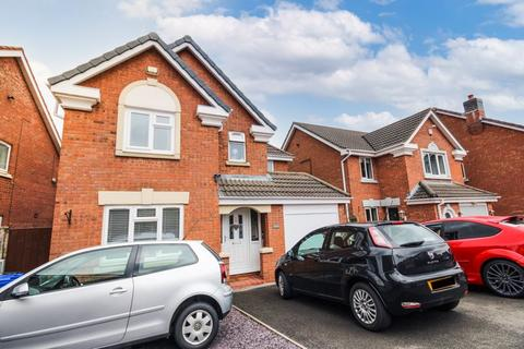 4 bedroom detached house for sale - Peregrine Grove, Meir Park, Stoke-On-Trent