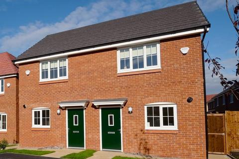 2 bedroom terraced house to rent - Lighton Mews, Eccles, Manchester