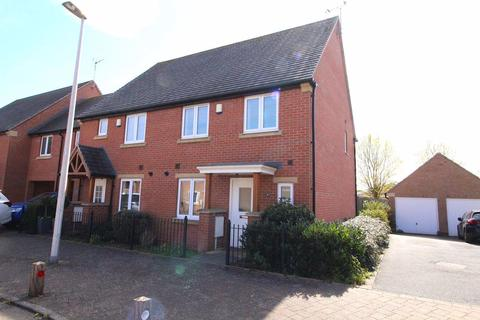 3 bedroom semi-detached house to rent - Old Farm Close, Cawston, Rugby