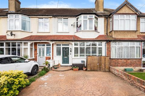 3 bedroom terraced house for sale - Bridgewood Road, Worcester Park