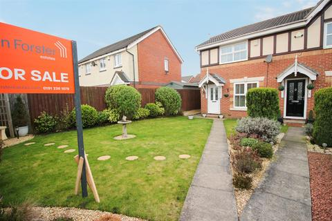 3 bedroom semi-detached house for sale - Stagshaw, Killingworth, Newcastle Upon Tyne