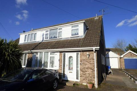 4 bedroom semi-detached bungalow for sale - Hall Road, Sproatley,
