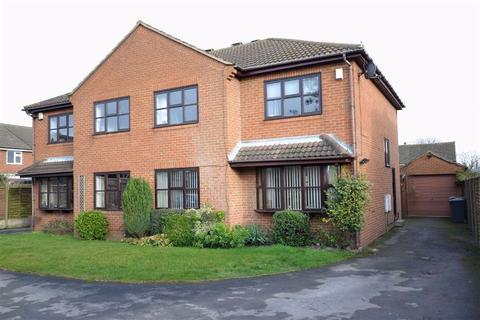 3 bedroom semi-detached house for sale - Richmondfield Walk, Barwick In Elmet, Leeds, LS15