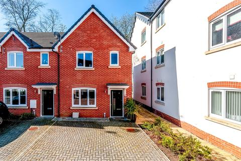 3 bedroom mews for sale - Glazebrook Meadows, Glazebrook, Warrington, WA3