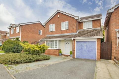 4 bedroom detached house for sale - Lancaster Way, Strelley, Nottinghamshire, NG8 6PH