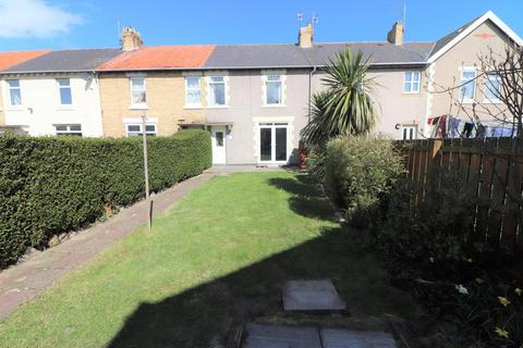 3 bedroom terraced house for sale - Jersey Square, Lynemouth, Morpeth