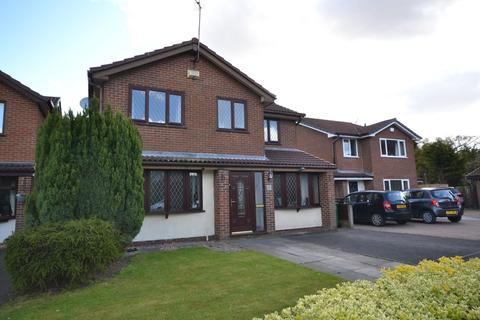 4 bedroom detached house for sale - Vincent Close, Old Hall, Warrington