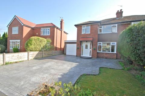3 bedroom semi-detached house for sale - Albany Road, Bramhall