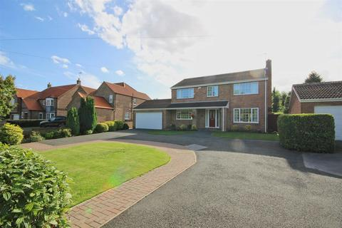 4 bedroom detached house for sale - Main Street, Bainton, Driffield