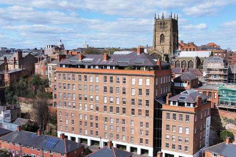 1 bedroom flat for sale - Commerce Square, Nottingham City Centre, Nottinghamshire, NG1 1HS