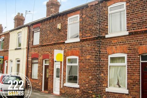 2 bedroom terraced house to rent - Lockett Street, Warrington, WA4