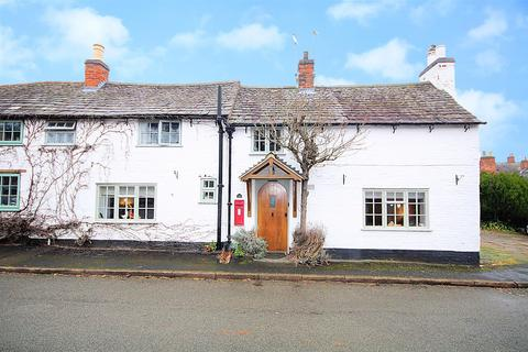 3 bedroom cottage for sale - The Green, Thrussington