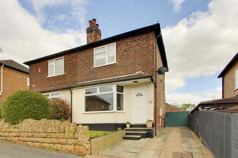 2 bedroom semi-detached house to rent - Norbett Road, Arnold, Nottinghamshire, NG5 8EB