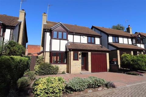 4 bedroom detached house for sale - Vicarage Gardens, Leighton Buzzard