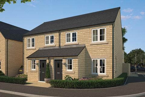 2 bedroom semi-detached house for sale - Plot 132, The Cropton at Jubilee Park, Thirkill Drive, Pannal, Harrogate HG3