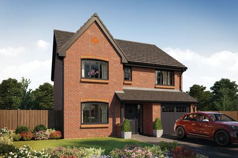 4 bedroom detached house for sale - The Cutler at Woodgreen, Plessey Road, Blyth NE24