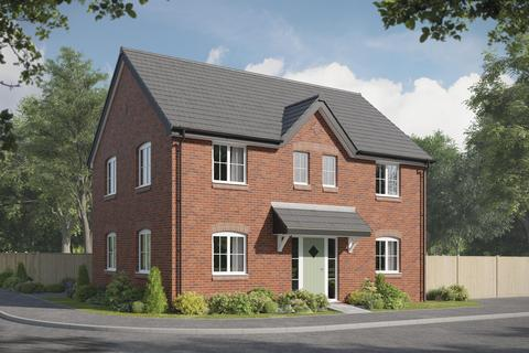 4 bedroom detached house for sale - Plot 1, The Bowyer at Cotton Woods, Sheraton Park, Preston PR2