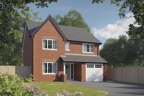 4 bedroom detached house for sale - Plot 2, The Cutler at Cotton Woods, Sheraton Park, Preston PR2