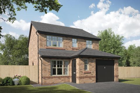 3 bedroom detached house for sale - Plot 41, The Stirling at King's Quarter, Westminster Road, Macclesfield SK10
