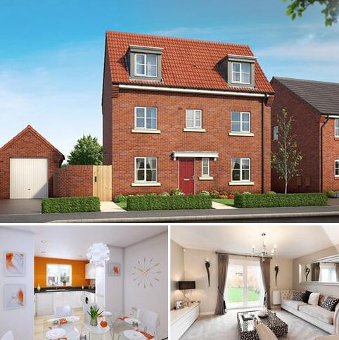 4 bedroom house for sale - Plot 67, The Honeysuckle at Hedgerows, Bolsover, Mooracre Lane, Bolsover S44