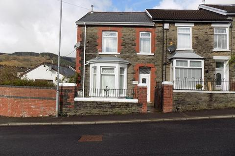 3 bedroom end of terrace house for sale - Cemetery Road, Treorchy, Rhondda Cynon Taff. CF42 6TB