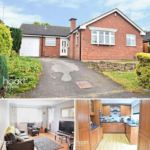 3 bedroom detached bungalow for sale - Spinney Road, Ilkeston