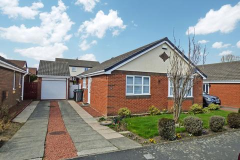 2 bedroom detached house for sale - Plover Drive, Burnopfield, Newcastle upon Tyne, Durham, NE16 6LR